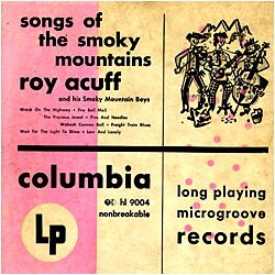 Cover image of Songs Of The Smoky Mountains