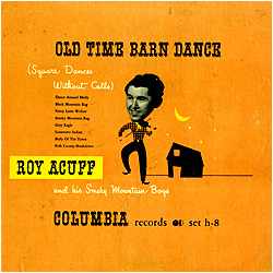 Cover image of Old Time Barn Dance