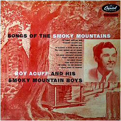 Cover image of Songs Of The Smokey Mountains