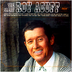 Cover image of The Great Roy Acuff