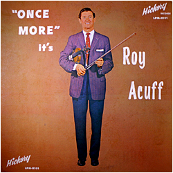Cover image of Once More - It's Roy Acuff