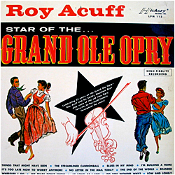 Cover image of Star Of The Grand Ole Opry