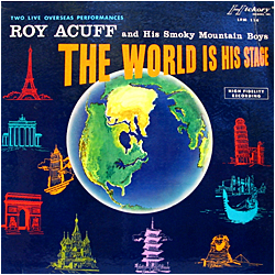 Cover image of The World Is His Stage