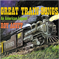 Cover image of Great Train Songs