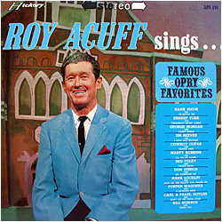 Cover image of Famous Opry Favorites