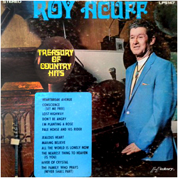Cover image of Treasury Of Country Hits