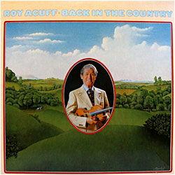 Cover image of Back In The Country