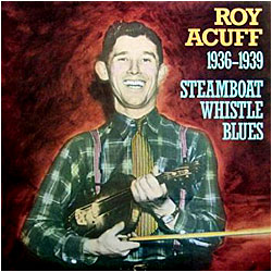 Cover image of Steamboat Whistle Blues