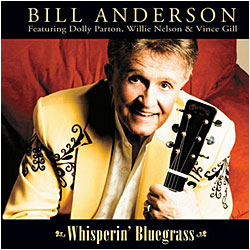Cover image of Whisperin' Bluegrass
