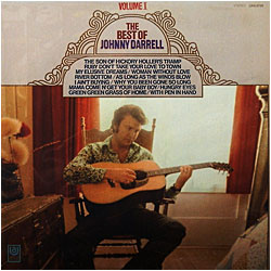 Cover image of The Best Of Johnny Darrell