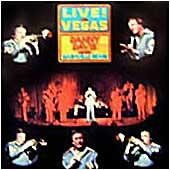 Cover image of Live In Vegas