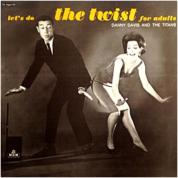 Cover image of Let's Do The Twist For Adults