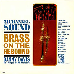 Cover image of Brass On The Rebound