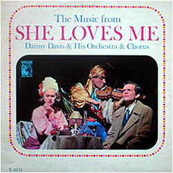 Cover image of She Loves Me
