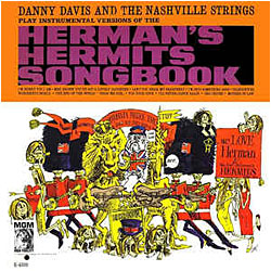 Cover image of Herman's Hermits Songbook