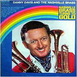 Cover image of The Nashville Brass Turns To Gold