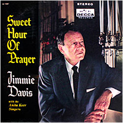 Cover image of Sweet Hour Of Prayer