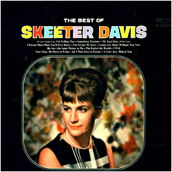 Cover image of The Best Of Skeeter Davis