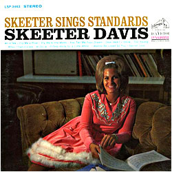 Cover image of Skeeter Sings Standards