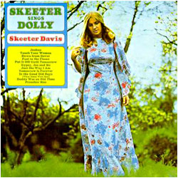 Cover image of Skeeter Sings Dolly