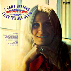 Cover image of I Can't Believe That It's All Over