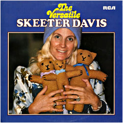 Cover image of The Versatile Skeeter Davis