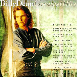 Image of random cover of Billy Dean