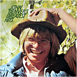 Cover image of John Denver's Greatest Hits