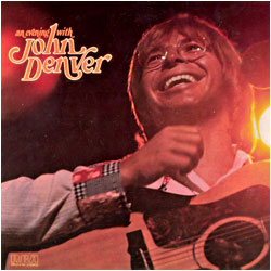 Cover image of An Evening With John Denver