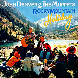 Cover image of Rocky Mountain Holiday