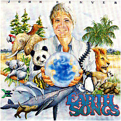 Cover image of Earth Songs