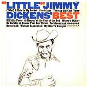 Cover image of Little Jimmy Dickens' Best
