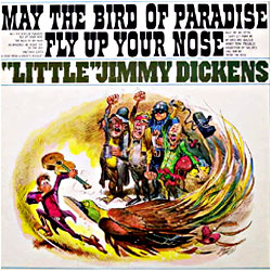 Cover image of May The Bird Of Paradise Fly Up Your Nose