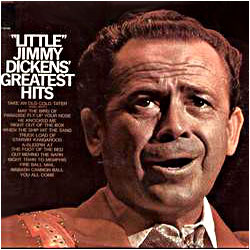 Cover image of Little Jimmy Dickens' Greatest Hits
