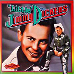 Image of random cover of Little Jimmy Dickens