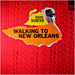 Cover image of Walking To New Orleans