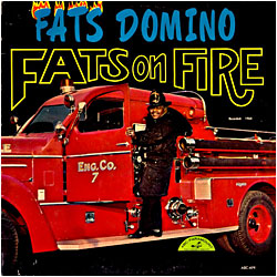 Cover image of Fat's On Fire