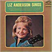Cover image of Liz Anderson Sings