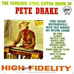 Cover image of The Fabulous Steel Guitar Sound Of Pete Drake