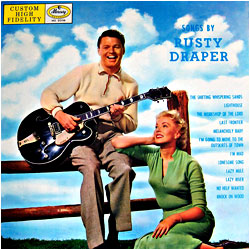 Cover image of Songs By Rusty Draper