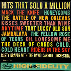 Cover image of Hits That Sold A Million