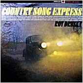 Country Song Express - image of cover