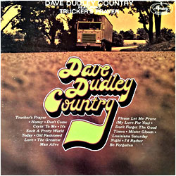 Cover image of Dave Dudley Country