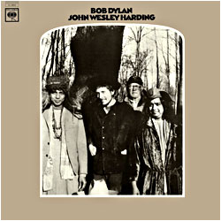Cover image of John Wesley Harding
