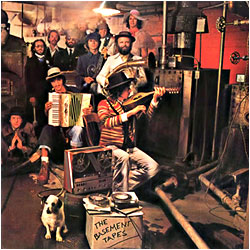 Cover image of The Basement Tapes