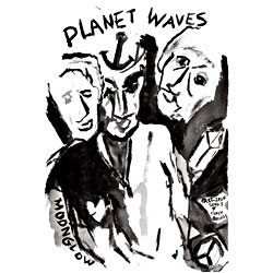 Cover image of Planet Waves