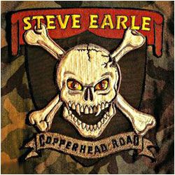 Cover image of Copperhead Road