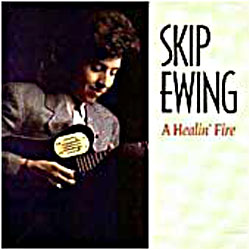 Cover image of A Healin' Fire