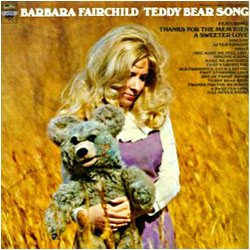 Teddy Bear Song / A  Sweeter Love - image of cover