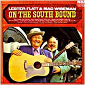 Cover image of On The Southbound